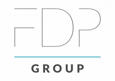 FDP Group logo