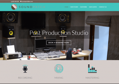 Soundpatch Studio