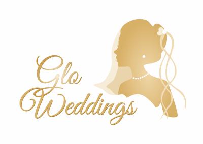 Glo Weddings Logo