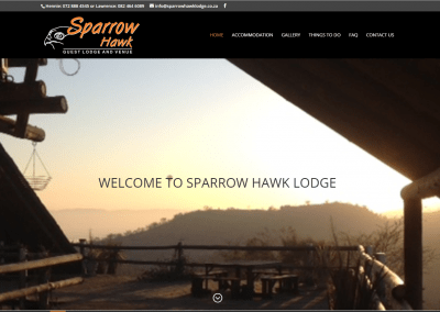 Sparrow hawk Lodge