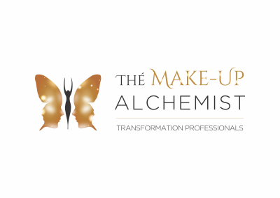 The MakeUp Alchemist logo
