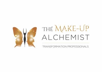 The MakeUp Alchemist logo