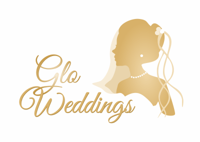 Glo Weddings Logo